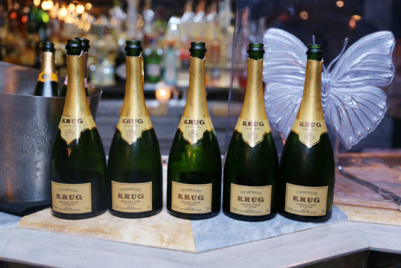 GlobalPro Hosts Lalique, Krug, & Veuve at Byblos Miami Beach for the Annual Client Holiday Dinner