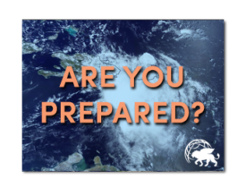 Are You Getting Ready for Storm Erika?