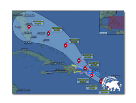 Storms: Dealing with the Uncertainty in the Tropics