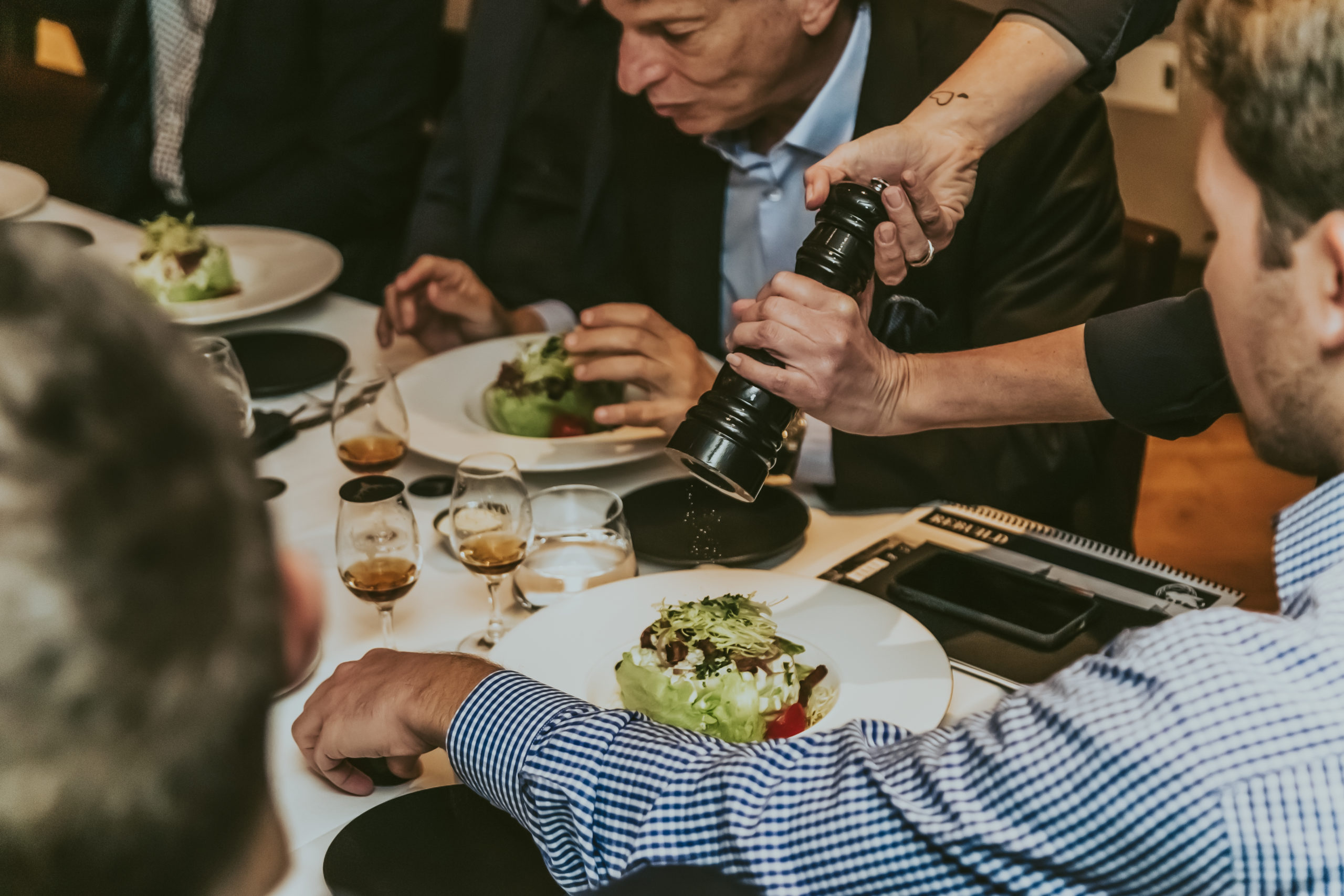 GlobalPro Partners with The Dalmore Whisky to Host an Exceptional Dining Experience at STRIPSTEAK by Michael Mina