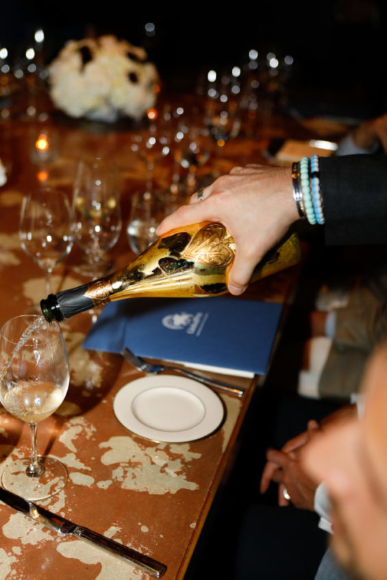 GlobalPro hosts Clients and Armand de Brignac at The Grill in New York City