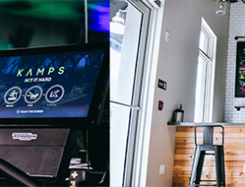 GlobalPro Health & Fitness At Kamps Fitness: Escape The Office And Focus On A Better You!