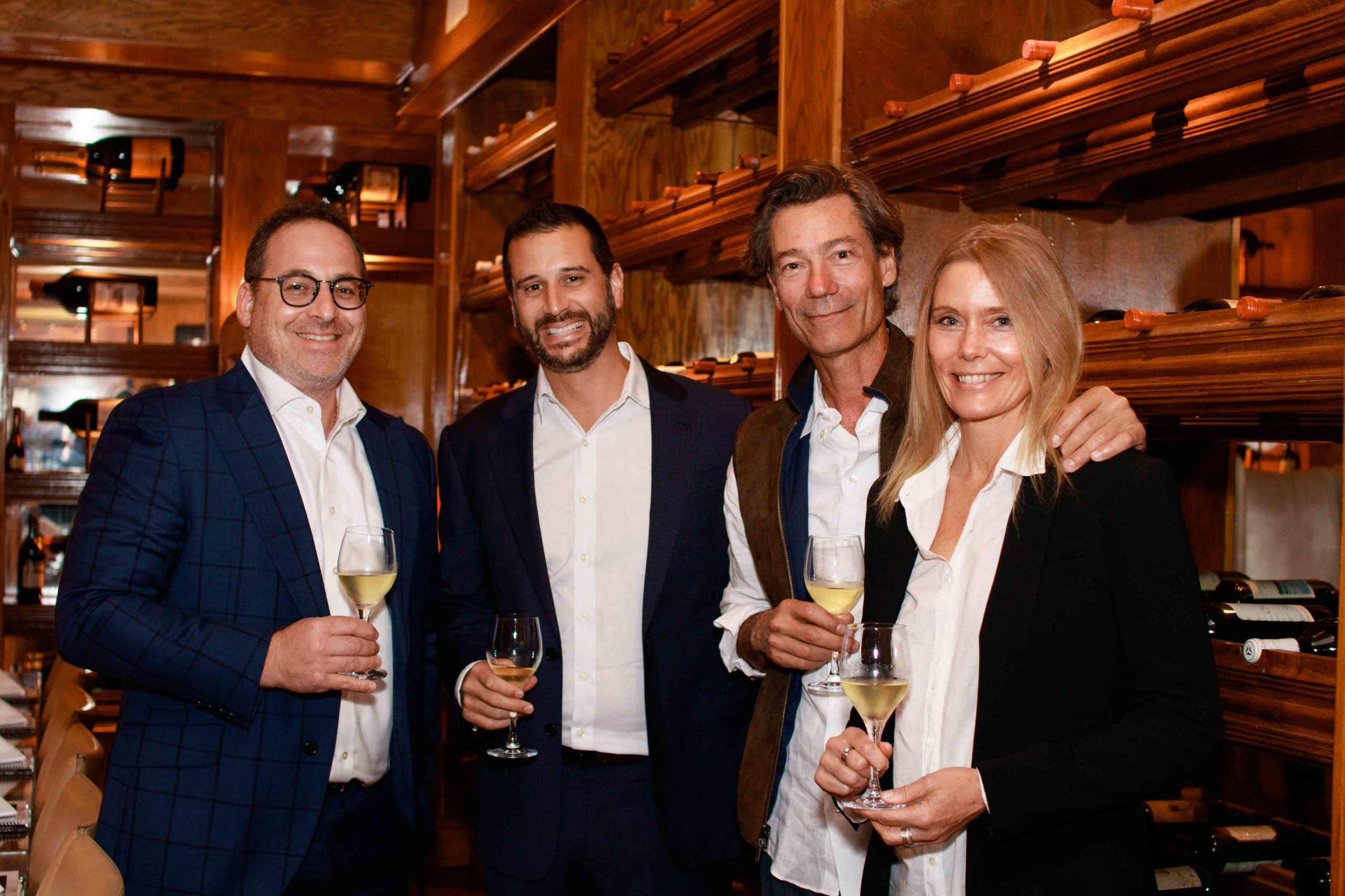 GlobalPro hosts Boich Wine at the Forge Miami