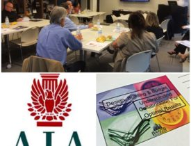GlobalPro President Speaks to AIA Chapter on Collaboration