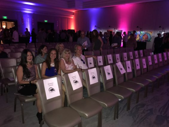 GlobalPro sponsored the Buzz Art Live Auction to benefit New World Symphony