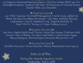 GlobalPro Recognized as a 2015 Rising Star Award Finalist