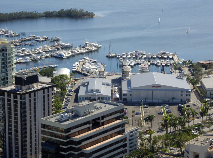 Grove Harbor Marina and Caribbean Marketplace | Miami, FL